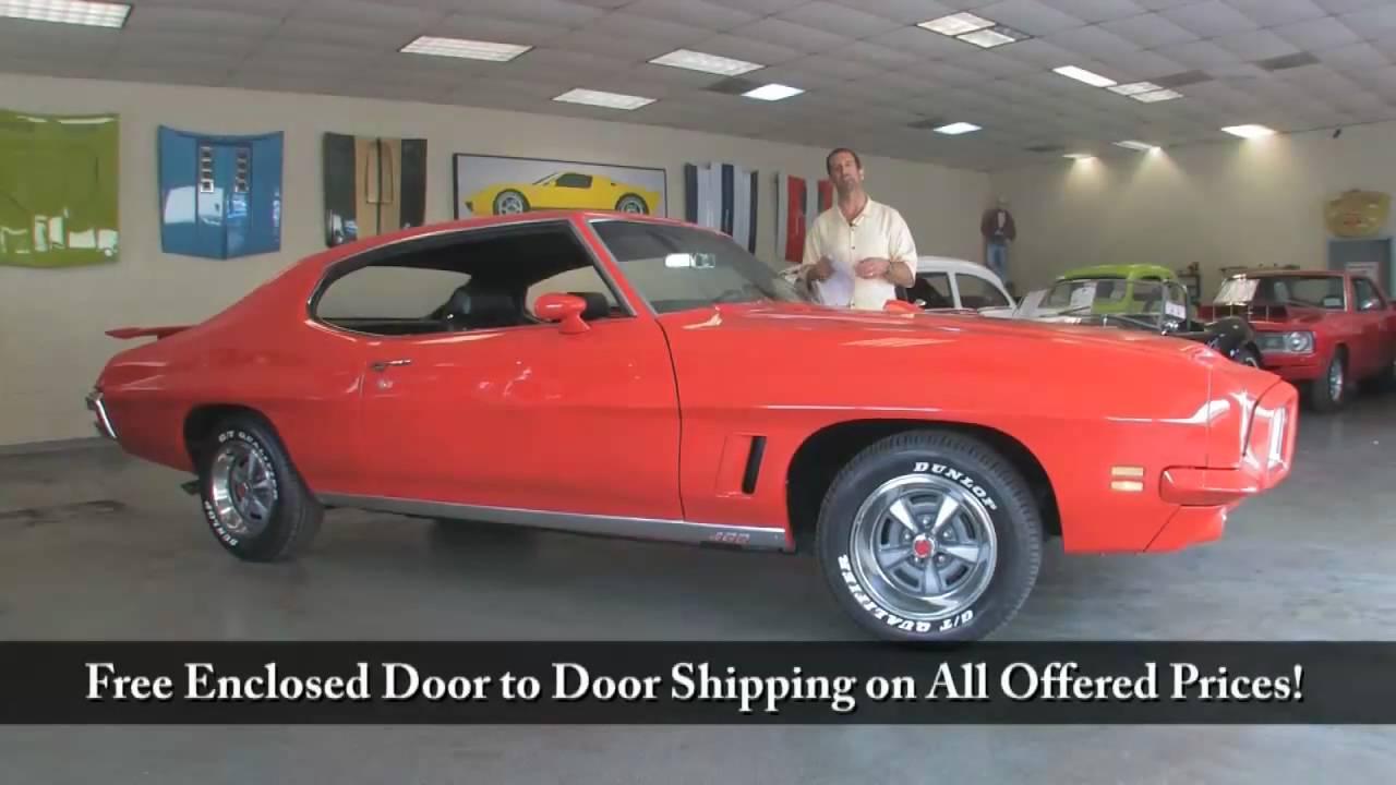 1972 Pontiac GTO Blown Race - YouTube