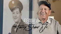 94 yr old WW2 Veteran Shares His Story | Memoirs Of WWII #1