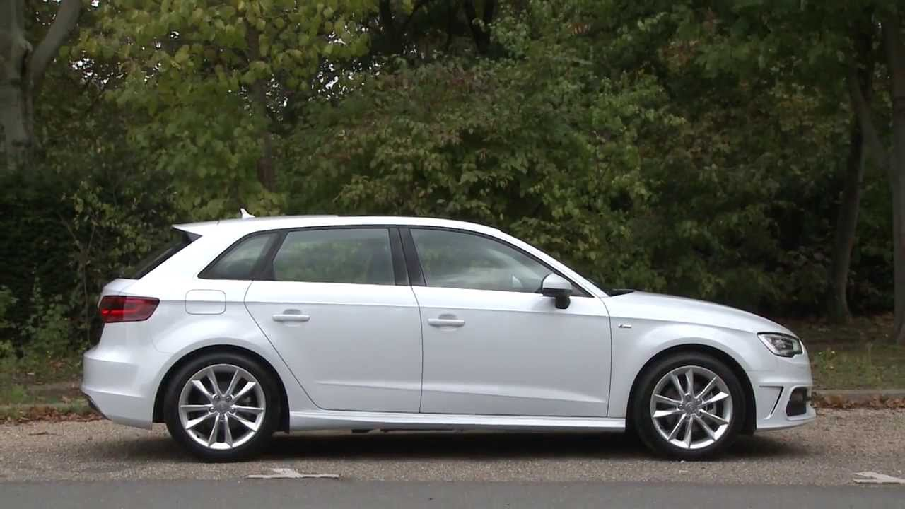 Essai Audi A3 Sportback 14TFSI 140ch Cylinder on demand  YouTube