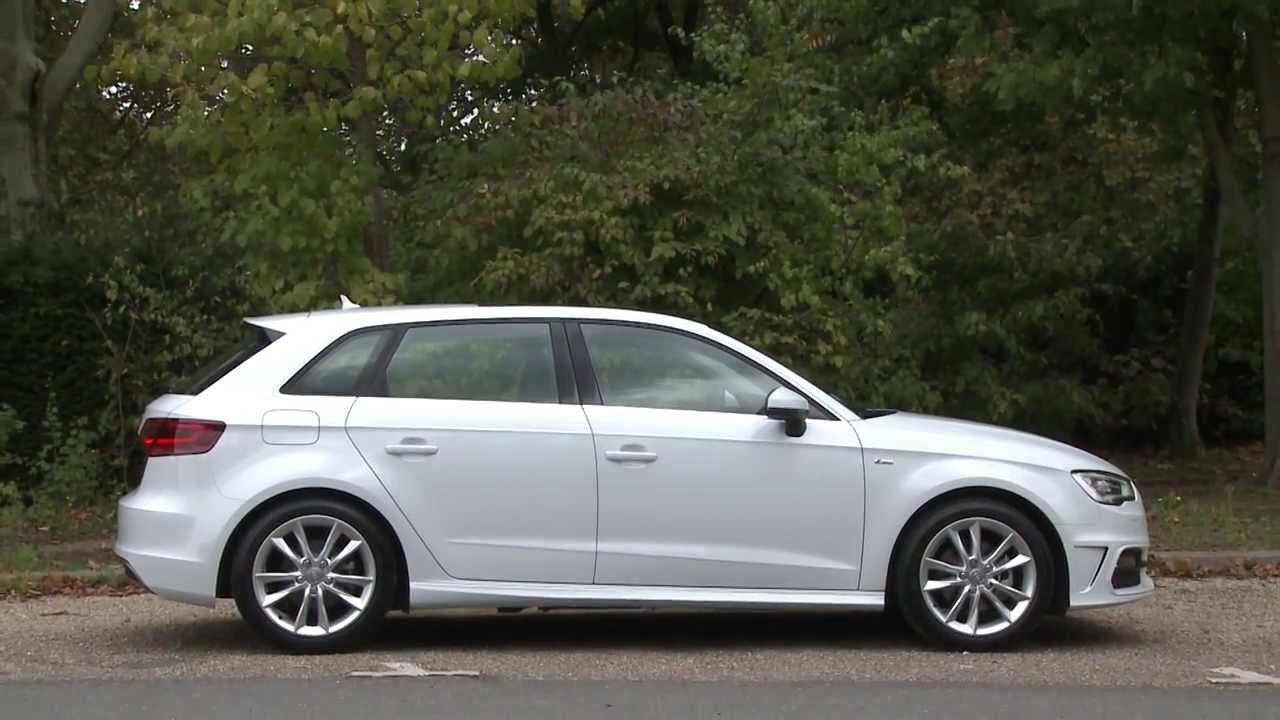 Essai Audi A3 Sportback 14TFSI 140ch Cylinder on demand  YouTube