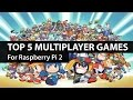 TechTipsta Top 5 - Top 5 Multiplayer Games for the Raspberry Pi 2 using RetroPie
