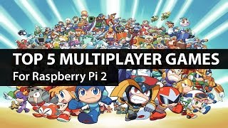 Techtipsta Top 5   Top 5 Multiplayer Games For The Raspberry Pi 2 Using Retropie