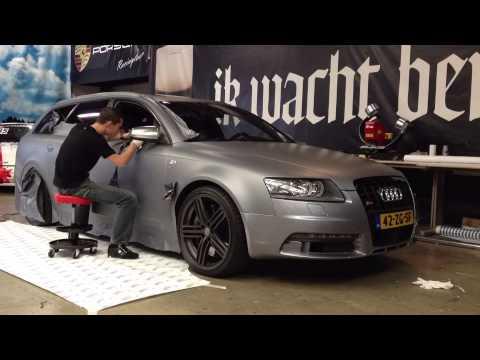 Wrap Audi A6 Avant