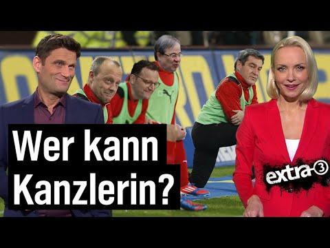 Machtkampf in der CDU | extra 3 | NDR