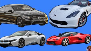 Top 10 Cars of Youtubers!