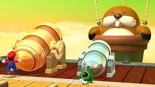 Mario Party 10 - Mario Party Mode - Mushroom Park (2 Players)
