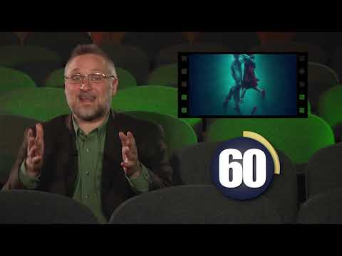 REEL FAITH 60 Second Review of THE SHAPE OF WATER