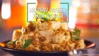 Hariyali Paneer Tikka Masala | Saffola Fit Foodie | Healthy | How To