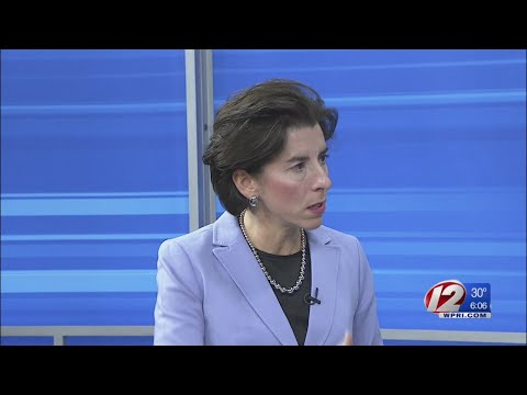 Gov. Raimondo discusses criticisms of 2018 budget proposal
