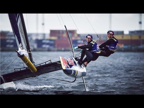 Open Ocean Foil Racing in Denmark – Red Bull Foiling Generation