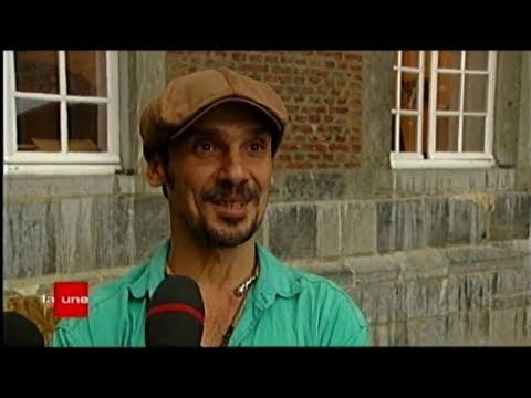MANU CHAO -  Interview Esperanzah (BE) 08/2007 (RTBF)