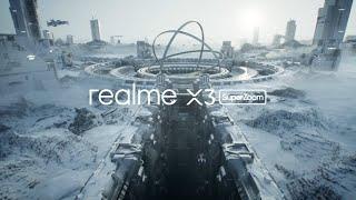 realme X3 SuperZoom مواصفات ومميزات