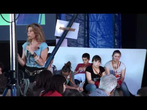 Frigide Barjot - Pentecôte 2012