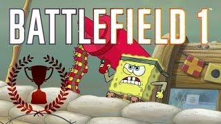 Battlefield 1 ★ Спанч Боб (трейлер-пародия) ★ Тренды Youtube