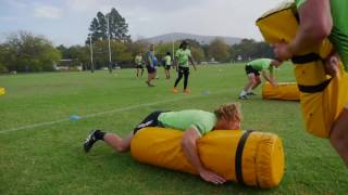 2018 WORLD CUP TARGET FOR SPRINGBOK SEVENS