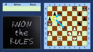 How to play chess #6 - tournament rules