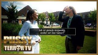 Anbaggern auf der Straße - Flirt-Tips mit Caro und Olaf Schubert - PussyTerror TV