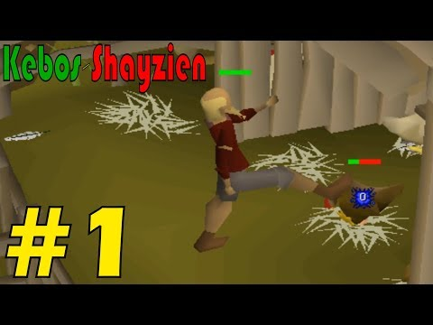 Kebos-Shayzien Locked Ironman #1 - I punched a thousand chickens for a bronze axe