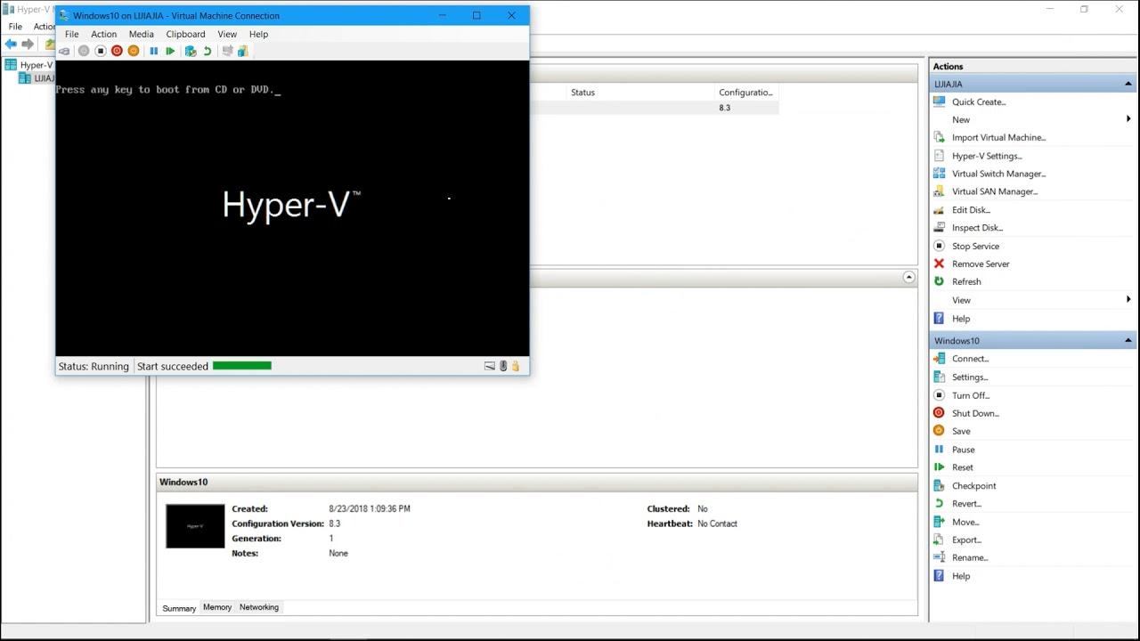 Computer Tricks: Hyper-V VM no Internet Access in Windows 10 [Solved]