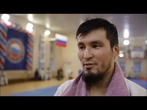 Sadvokasov Darmen - One Of The Best Fighters In The World