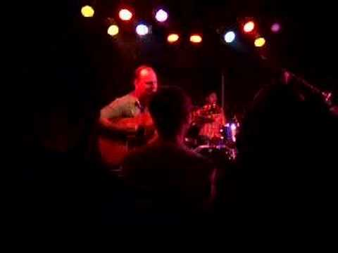 Greg Graffin-Cold as the Clay Live in Chicago