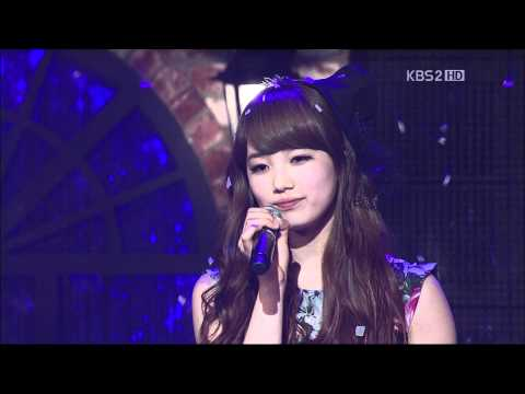 Suzy & Eun Jung Winter Child Live