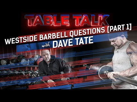 Westside Barbell Questions [Part 1] - Circa Max Phase Max Effort | elitefts.com