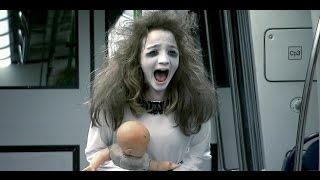 Pegadinha da Menina Fantasma no Metrô