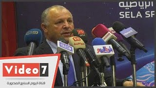 أبو ريدة: الاتحاد العربى تمسك بإقامة دورى أبطال العرب بمصر