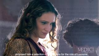Medici: Masters of Florence - BTS - Part 22