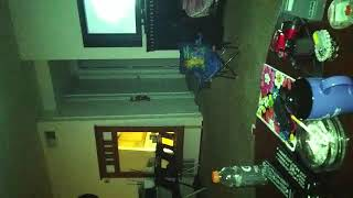 At Loras and Chris place ghost hunting 11-17-18