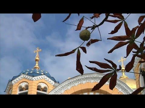 القطيعة السياسية الروسية الأوكرانية تطال الكنيسة الأورثودوكسية …  - 19:54-2018 / 11 / 30
