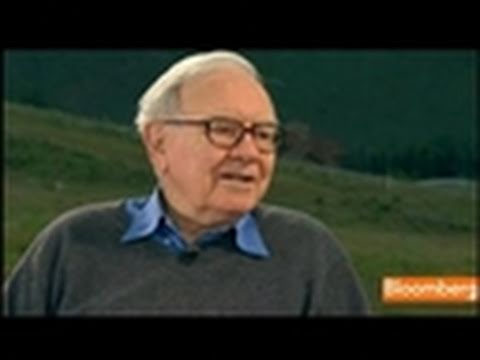 Buffett Says 'Bet Heavily' Against Double-Dip Recession