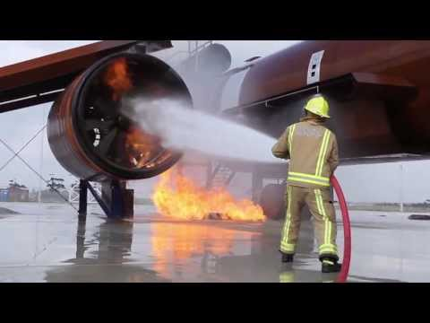 Airservices Hot Fire Training Ground