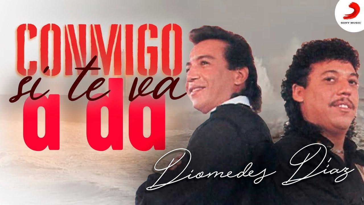 Conmigo Si Te Va A Da, Diomedes Díaz - Letra Oficial