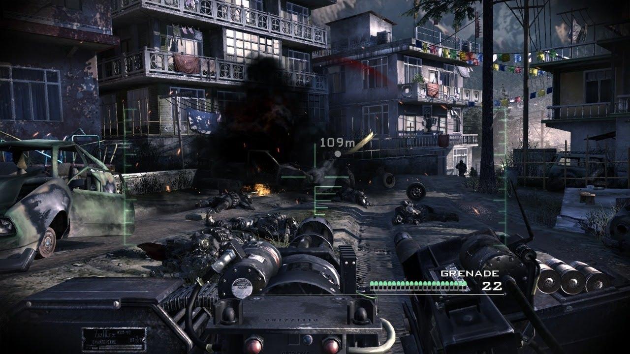 Mw2 Ghost Wallpaper Hd Call Of Duty Modern Warfare 3 Dedicated Server Setup Youtube