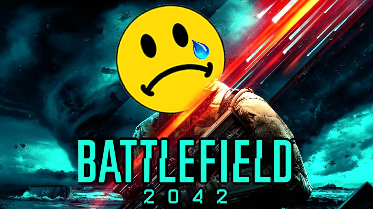 Battlefield 2042 is a Broken Disaster & Needs to Be Delayed