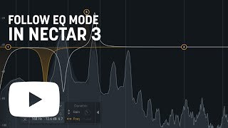 Intelligently EQ Vocals with Follow EQ Mode in Nectar 3