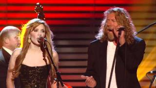 Gambar cover Robert Plant & Alison Krauss - Rich Woman/Gone, Gone, Gone/Done Moved On (Grammys 2009)