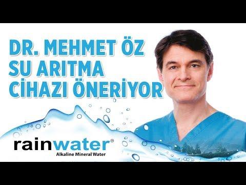 Dr. Mehmet Öz Su Arıtma Cihazı Öneriyor - Rainwater Su Arıtma Sistemleri