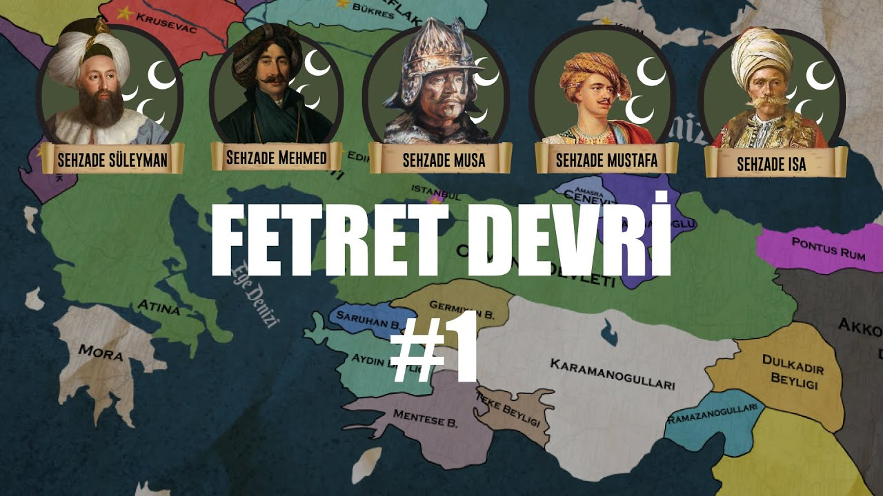 Fetret Devri / Game Of Thrones / BÖLÜM 1 / #5