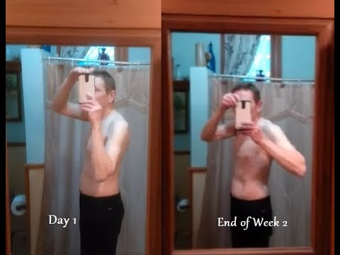 how to lose side fat in a week