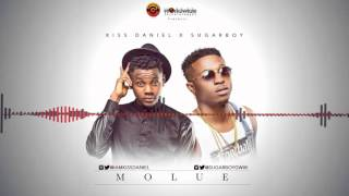 Kiss Daniel x Sugarboy |  Molue [Official Audio]