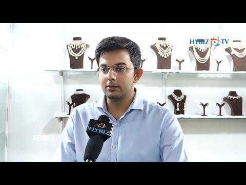Golank Diamonds @ PANACHE The Luxury Expo in Hitex Hyderabad | Deepak Jain
