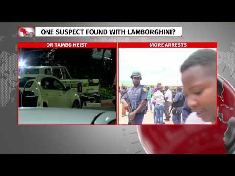More arrests in OR Tambo heist