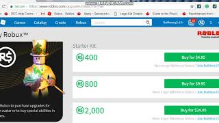 HOW TO GET FREE ROBUX IN PC AND MAC ONLY