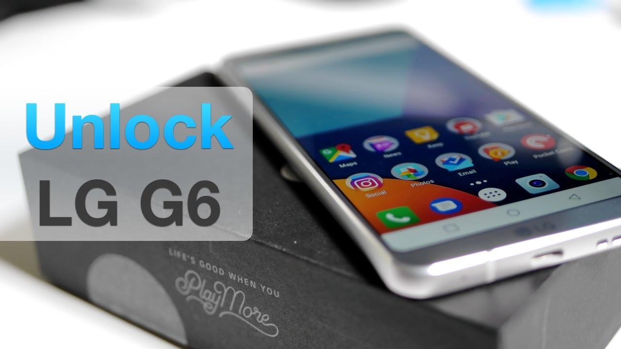 How to Unlock LG G6