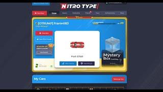 Nitro Type Livestream