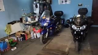 Обзор Kawasaki GTR 1400 или Yamaha FJR 1300 отзыв владельца