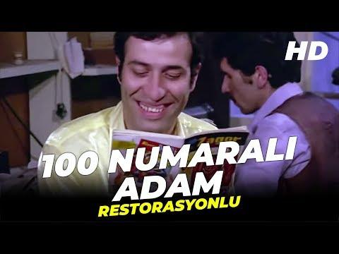 Yüz Numaralı Adam | Kemal Sunal Eski Türk Komedi Filmi Tek Parça (Restorasyonlu)